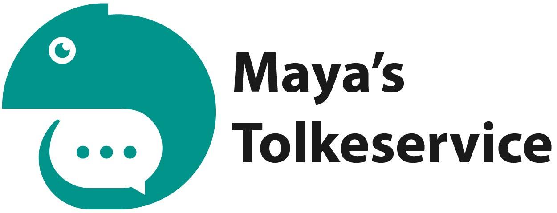 Maya's Tolkeservice logo
