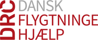 Dansk Flytninge Hjælp logo